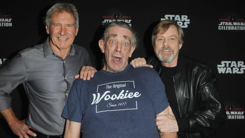 Harrison Ford, Mark Hamill and more pay tribute to Peter Mayhew