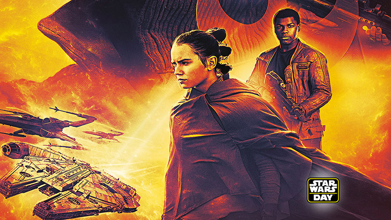 Lucasfilm Announces Journey To The Rise Of Skywalker Novels