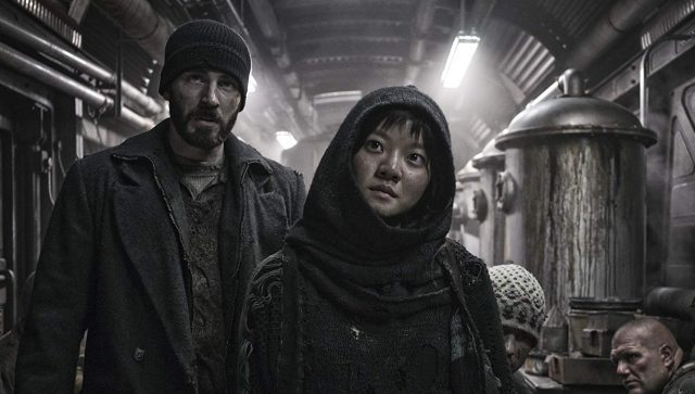 WarnerMedia's Snowpiercer Series Moves to the TBS Network