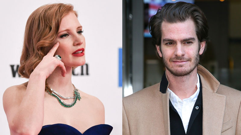 Tammy Faye biopic lands Jessica Chastain