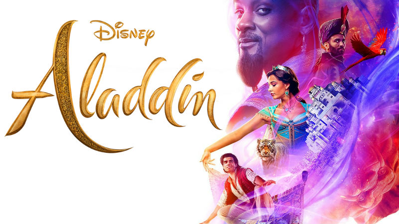 The Cast and Creative Team Behind Aladdin Celebrate A New Take On Disney Classic