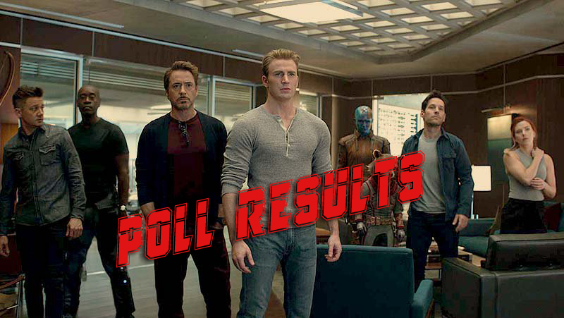 POLL RESULTS: Who Should Be the Next Avengers? (SPOILERS)