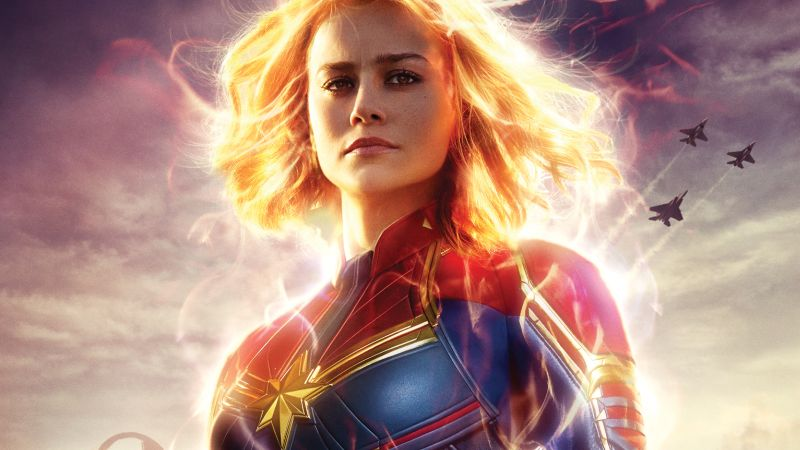 Captain Marvel Blu Ray And Digital Release Dates Revealed