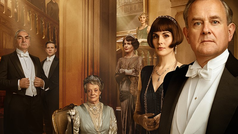 Downton Abbey Sneak Peek & Poster Released Ahead of Tomorrow's Trailer