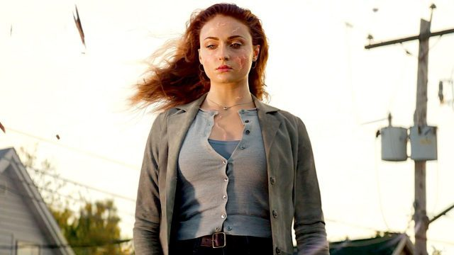 Jean Grey Becomes Stronger in the New Dark Phoenix TV Spot