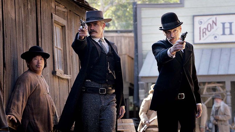 Mandatory Streamers: Deadwood Returns in HBO's New Feature Film