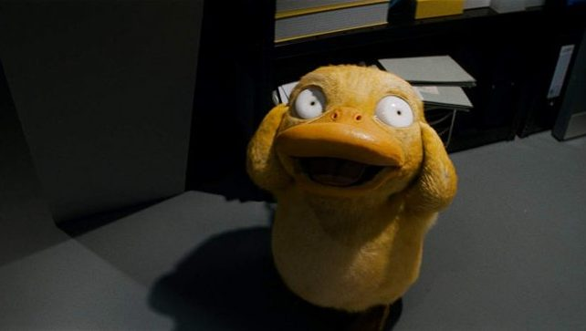 Psyduck Wants a Feet Massage in New Detective Pikachu TV Spot