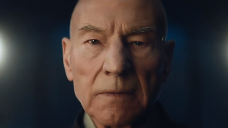 Star Trek: Picard Teaser Features a Retired Jean-Luc Picard