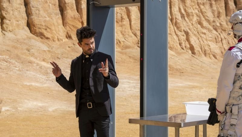Preacher Final Season 4 Photos Barrel Towards The End