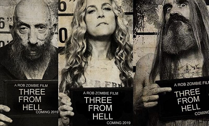 The Firefly Family Returns in Rob Zombie's 3 From Hell Trailer!