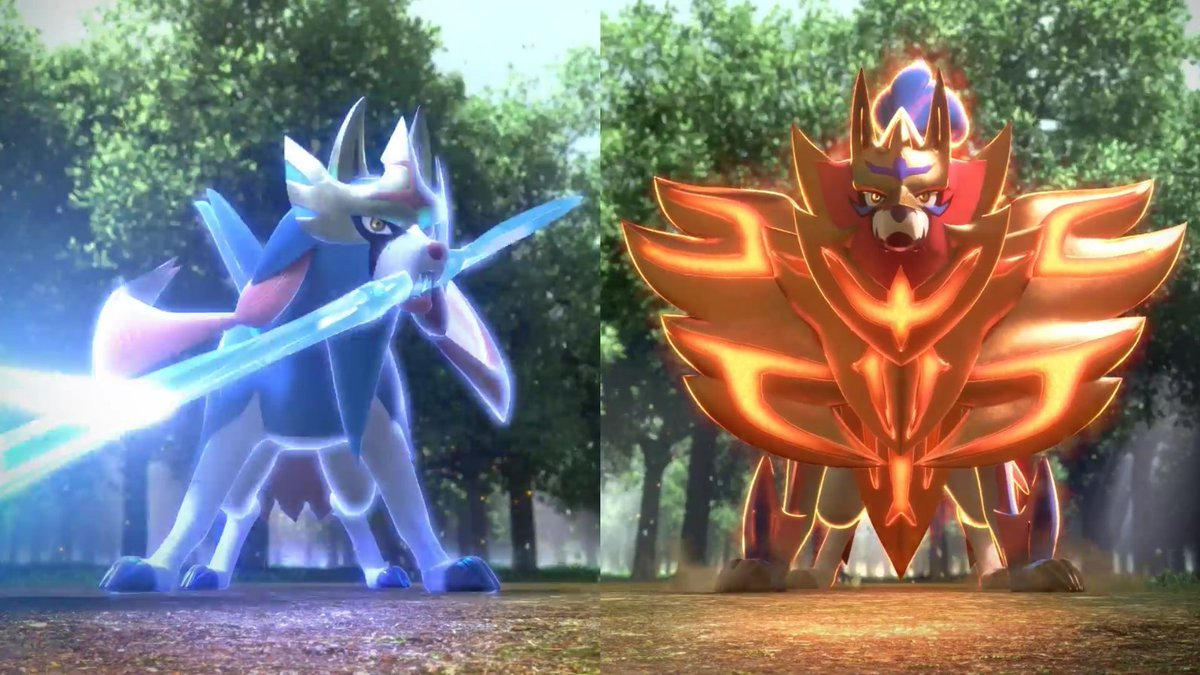 Pokemon Sword And Shield Release Date Revealed Comingsoon Net