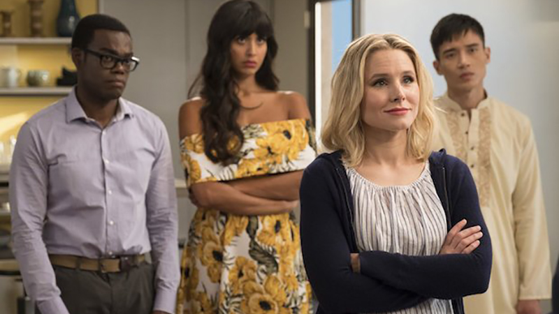 It's The End For The Good Place After Season 4