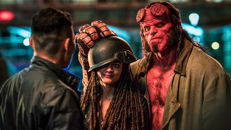 Hellboy Blu-ray and Digital Release Set for July