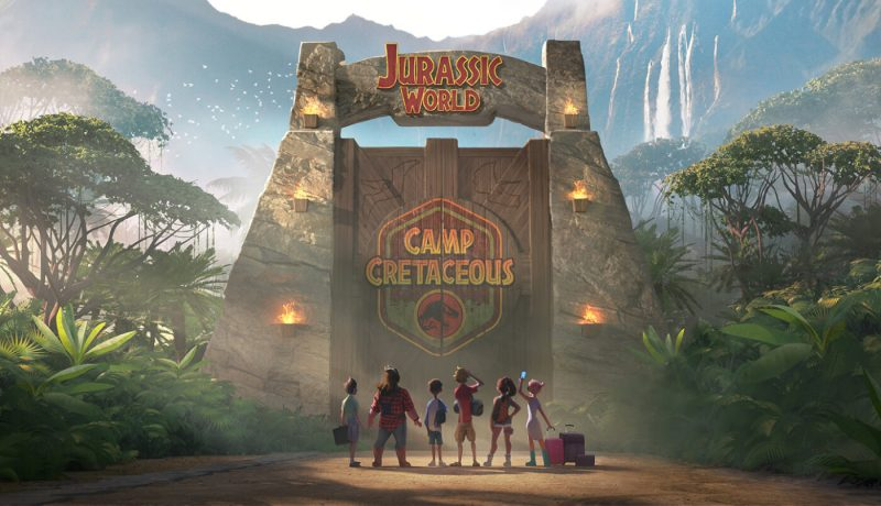 Animated spinoff Jurassic World: Camp Cretaceous