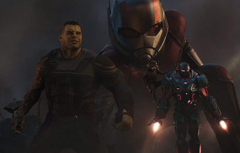 Avengers: Endgame Returning to Theaters With New Footage!