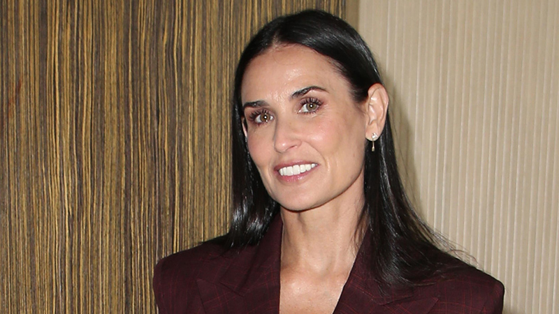 Demi Moore Has Found a Brave New World At USA Network