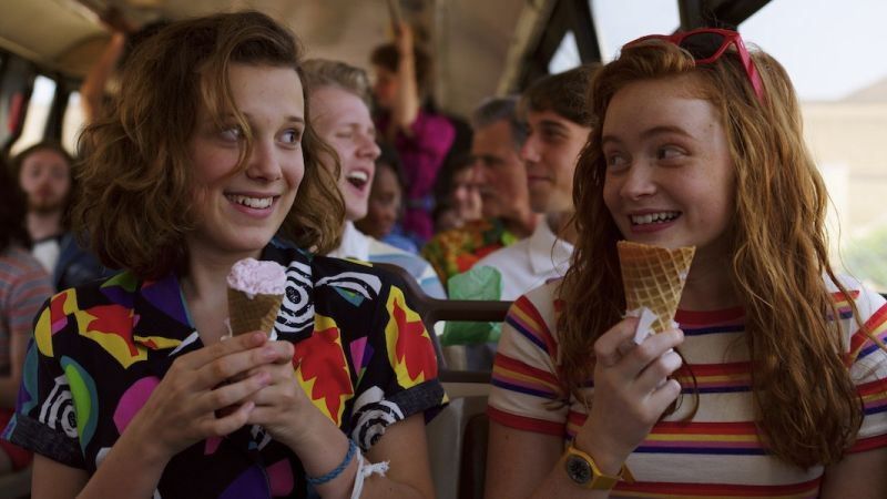 New Stranger Things Season 3 Photos Tease Summer in Hawkins