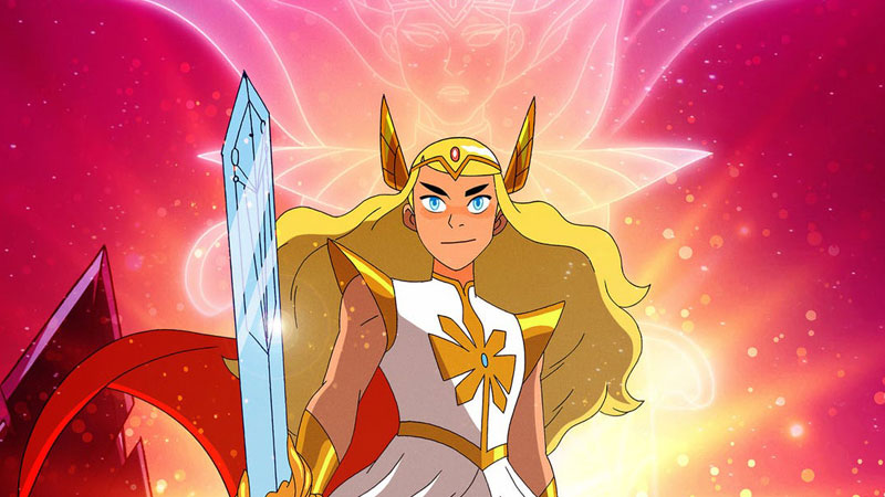 She-Ra Princesses of Power season 3 poster