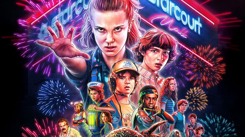 New Stranger Things Season 3 Poster: One Summer Can Change Everything
