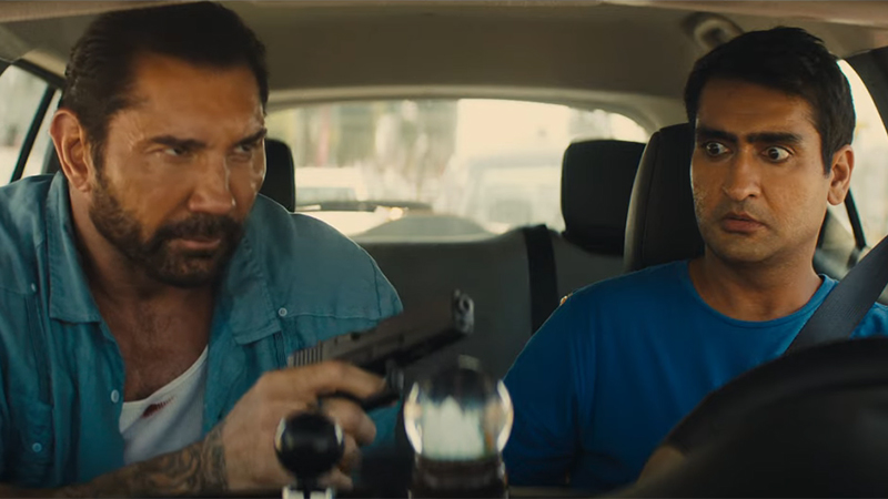 Stu and Vic Are New Best Friends in Stuber Red-Band Trailer
