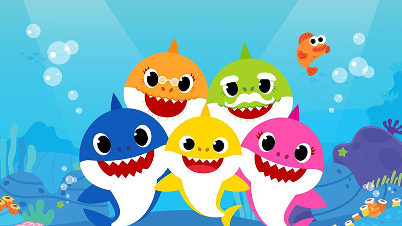 Baby Shark Animated TV Series in Development at Nickelodeon
