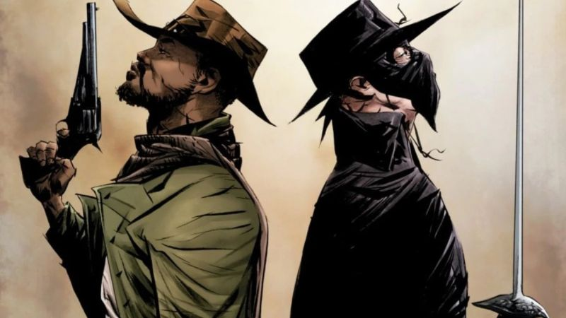 Quentin Tarantino and Jerrod Carmichael Teaming Up for Django/Zorro Film