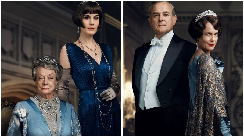 New Downton Abbey Character Posters Debut