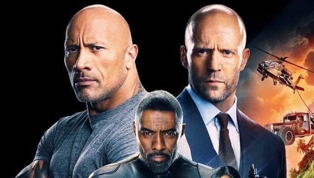 New International Poster for Hobbs & Shaw Released!