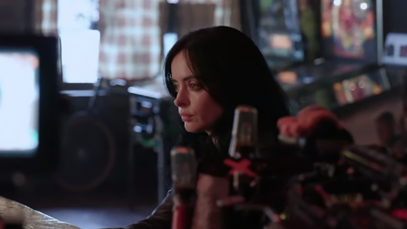 Krysten Ritter Steps Into the Director's Chair in Jessica Jones Season 3 Featurette