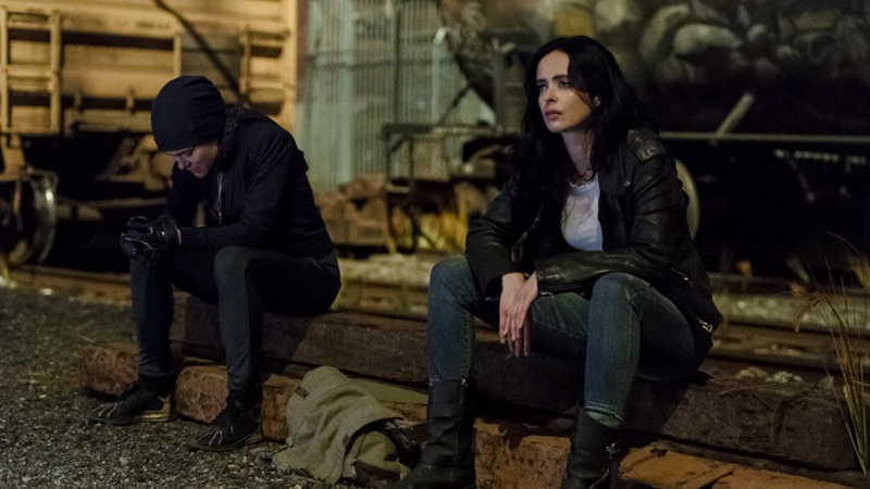 Mandatory Streamers: Jessica Jones Prepares for Her Swan Song in Final Season