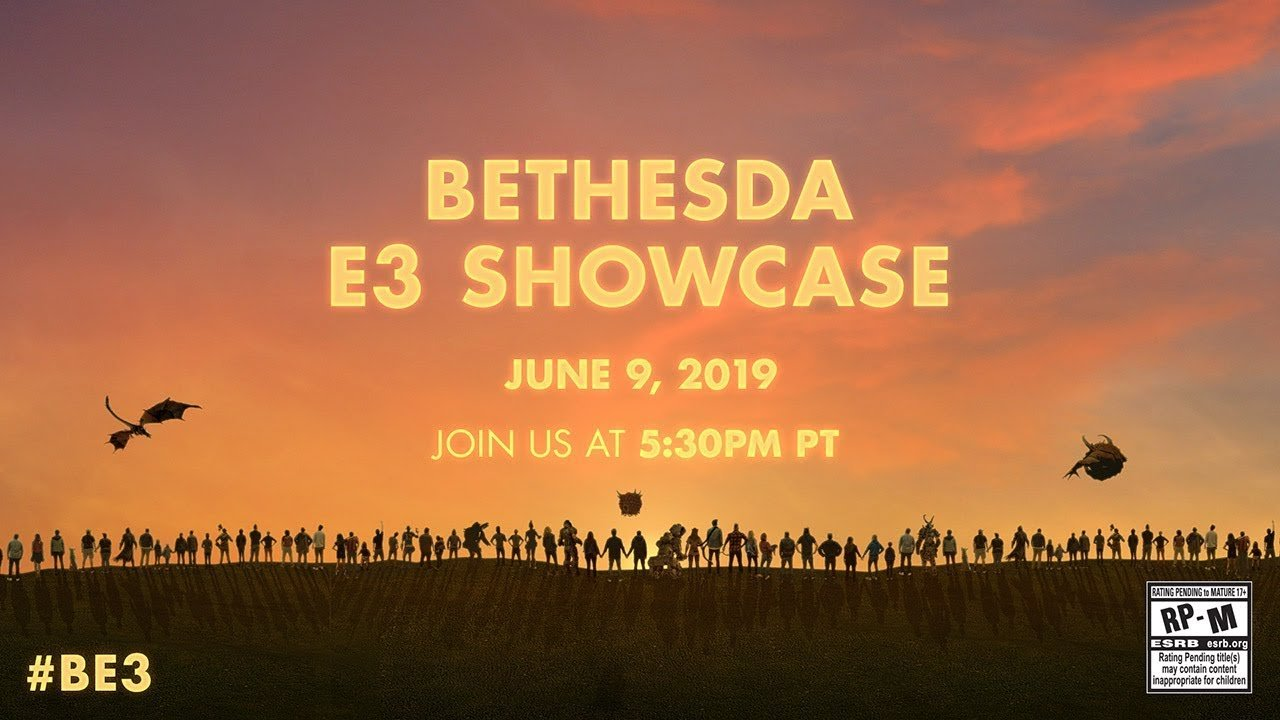 Where was Starfield at Bethesda's E3 2019 showcase?