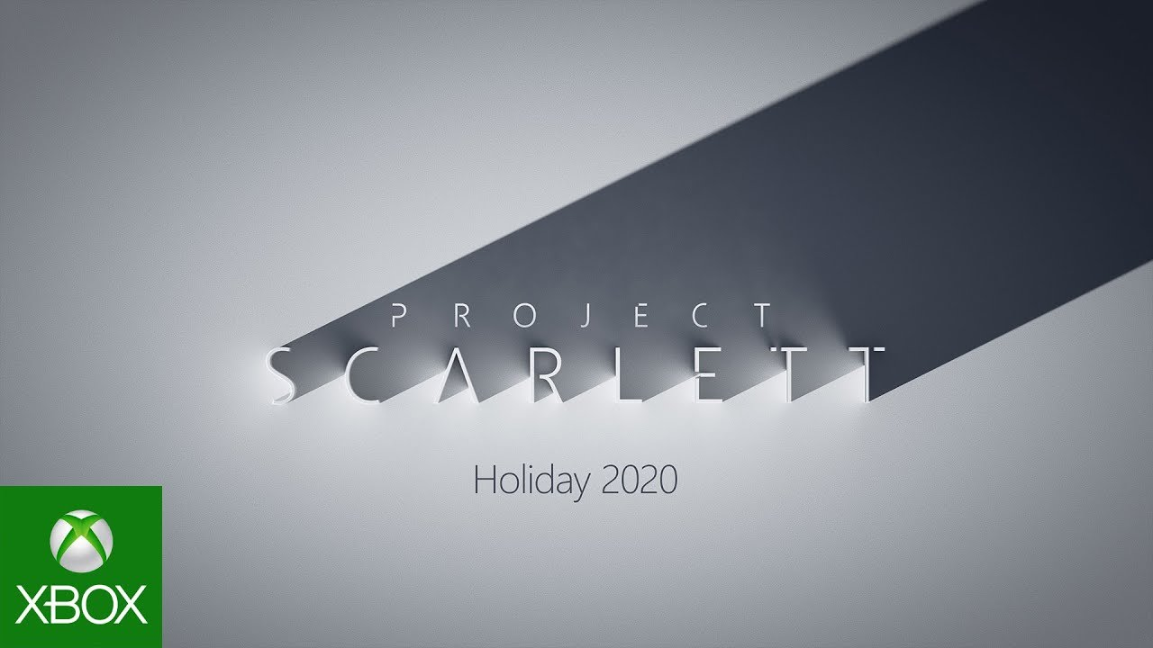 Microsoft's New Console, Project Scarlett, Arrives Holiday 2020 with Halo Infinite!