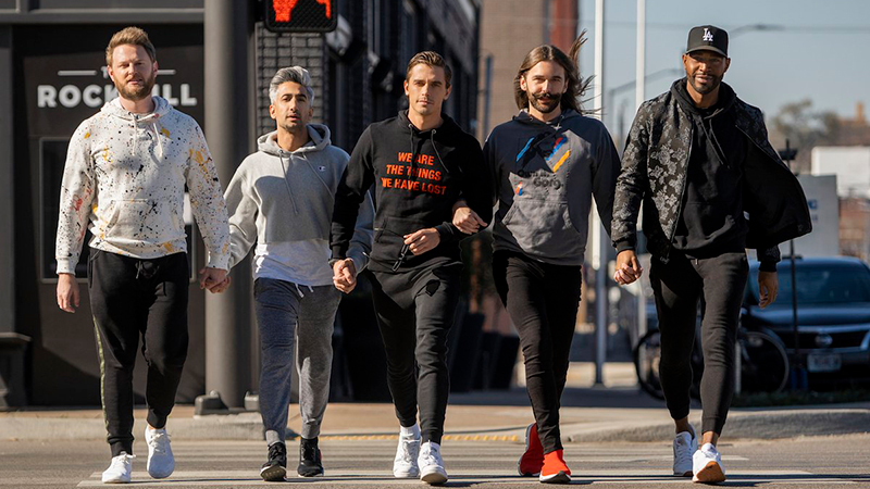 Netflix's Queer Eye Renewed for Seasons 4 and 5!