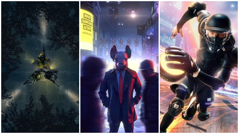 Ubisoft E3 2019 Trailers Including Watch Dogs: Legion, Roller Champions & More!