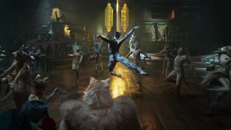The CATS Trailer is Here!