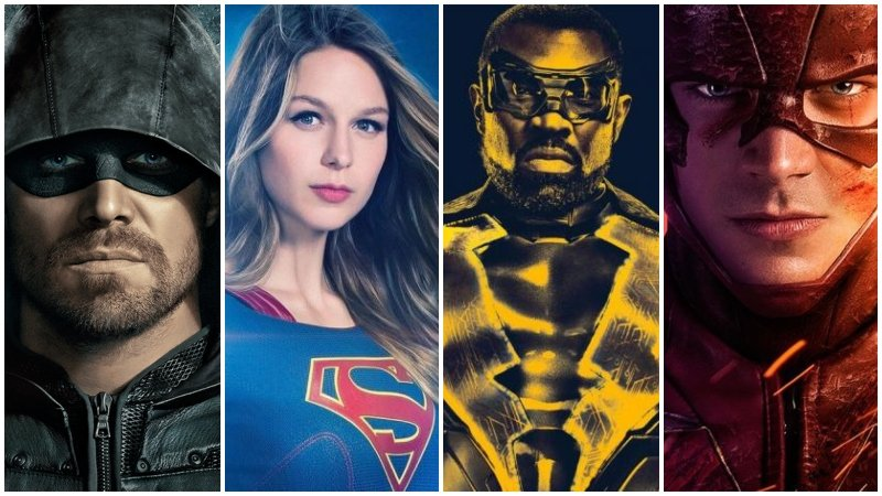 Comic-Con: Arrow, Supergirl, Black Lightning, and The Flash Panels Live Blog!