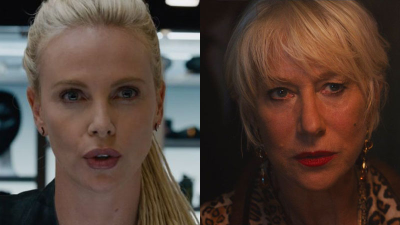 Charlize Theron & Helen Mirren Returning For 'Fast & Furious 9'