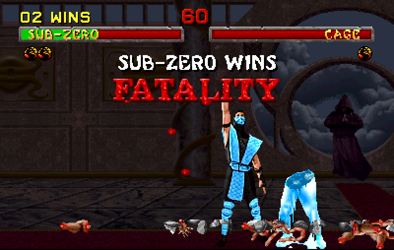 Hard-R Mortal Kombat Movie