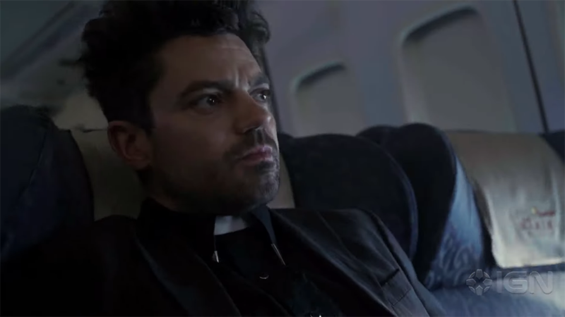 Preacher Final Season Trailer To the End of the World
