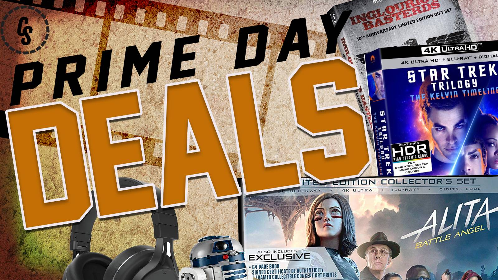 Prime Day Deals 2019: 4K TVs, Blu-ray, DVD Box Sets, and More!