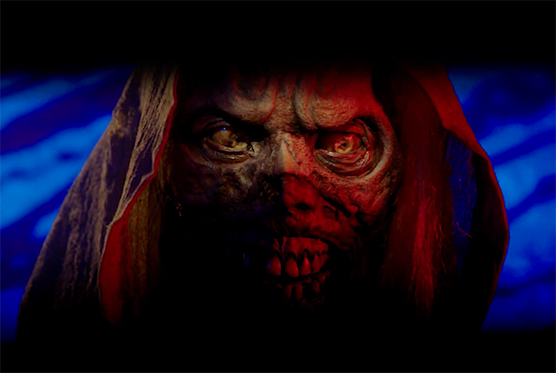 Comic-Con: Creepshow Trailer Brings George Romero's Nightmare to TV