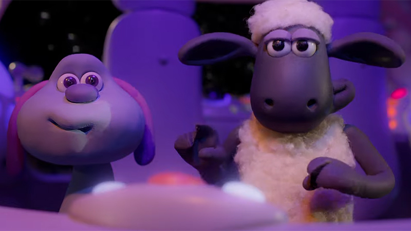 New Shaun the Sheep: Farmaggedon Trailer Features New Kylie Minogue Trailer
