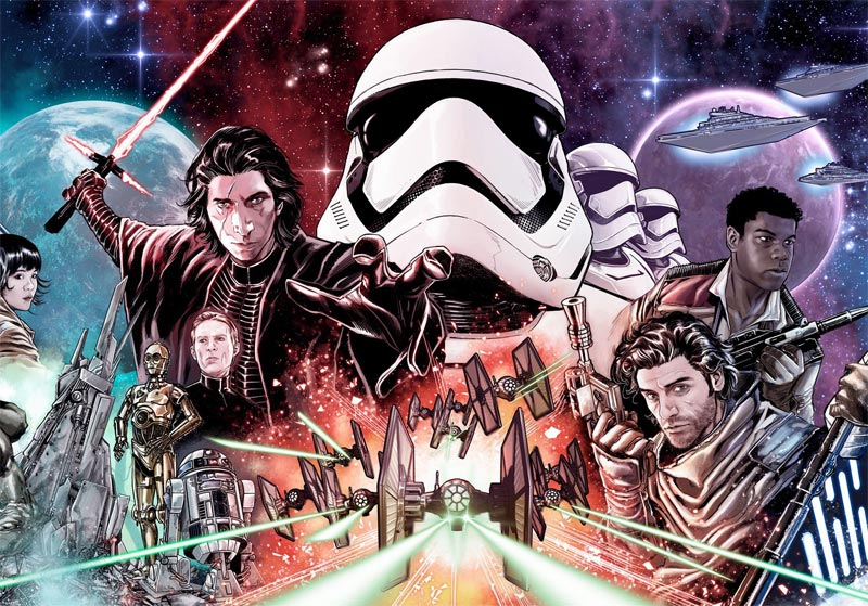 Star Wars: The Rise of Skywalker – Allegiance Coming From Marvel Comics