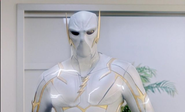 The Flash Season 6 Set Photos Tease the Return of Godspeed