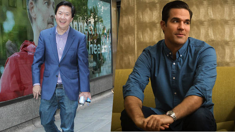 Ken Jeong and Rob Delaney Join Tom and Jerry Movie