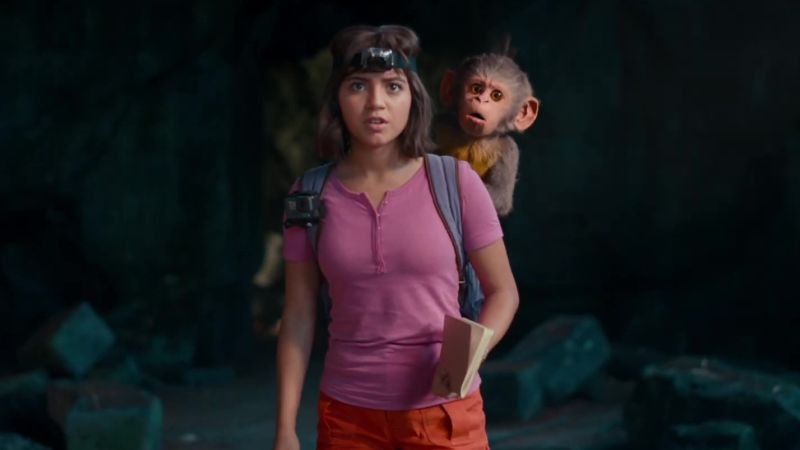Dora And the Lost City of Gold Official Trailer #2 - HD