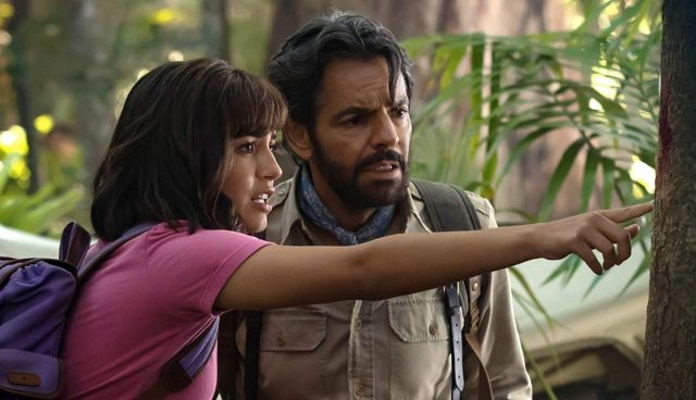 Dora and Her Friends are Not Safe in New Lost City of Gold Clip