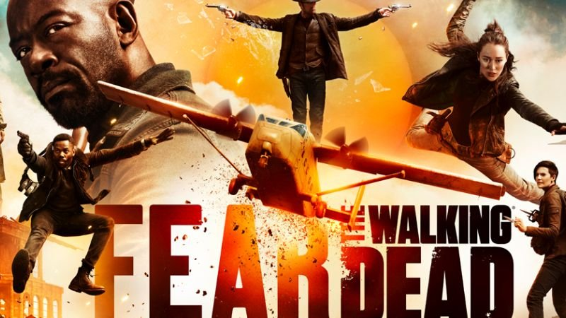 Fear the Walking Dead announces Season 6 renewal at SDCC