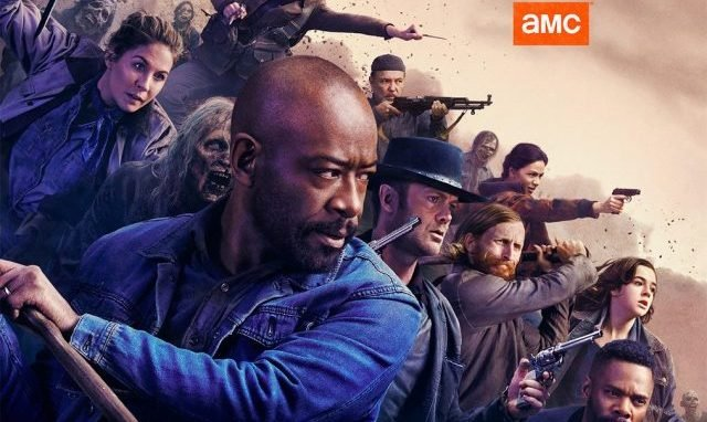 Comic-Con Watch the Fear the Walking Dead Season 5 SDCC Trailer