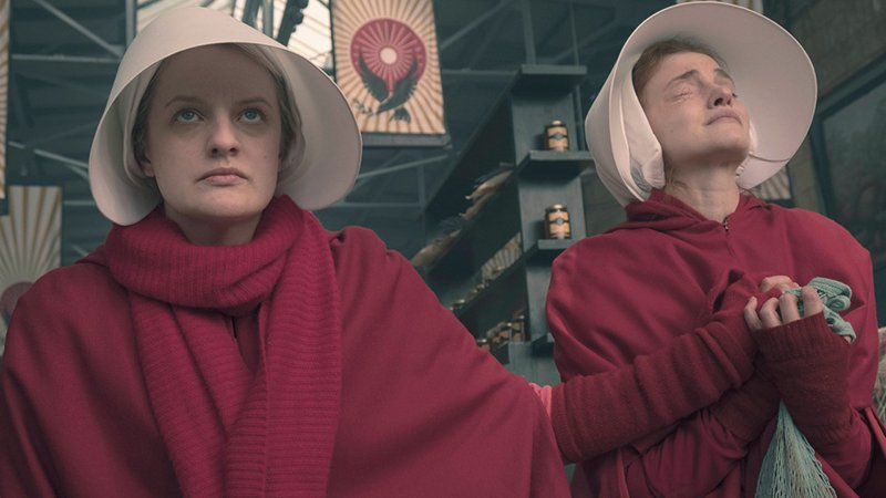 The Handmaid's Tale Renewed for a Fourth Season on Hulu